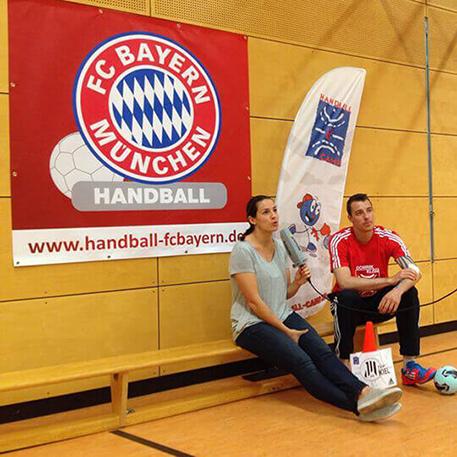 FC Bayern München | Banner | Druck